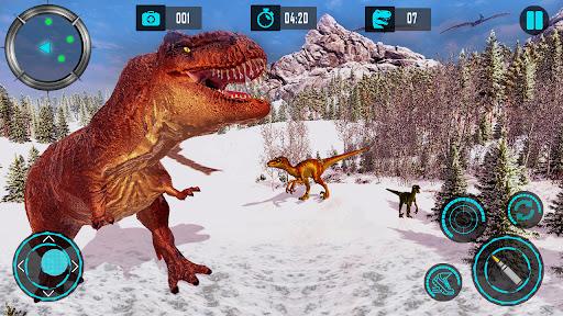 Real Dino Hunting 2018: Carnivores Dino Zoo Game apkdebit screenshots 6