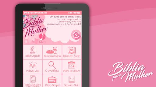 Bu00edblia para Mulher MP3 modavailable screenshots 8