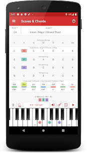 Music Theory Companion with Piano & Guitar Mod Apk v2.5.2 3