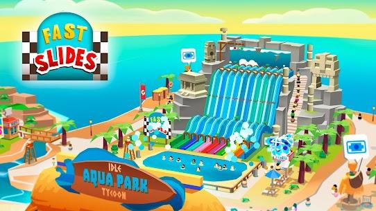 Idle Theme Park Tycoon (MOD, Unlimited Money) 1
