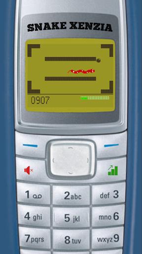 Snake Xenzia 1997 Pro  screenshots 4