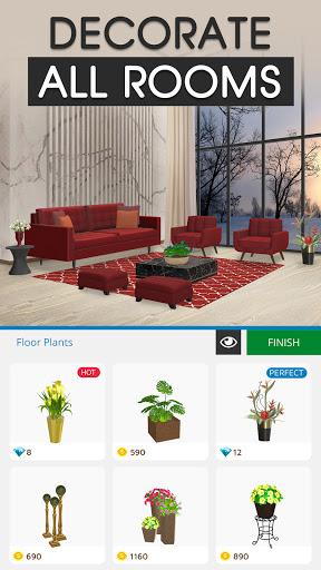 Home Makeover: House Design & Decorating Game 1.3 screenshots 13