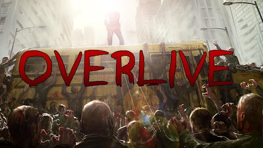 Overlive LITE: A Zombie Survival Story and RPG 70.0 Android Mod + APK + Data 1