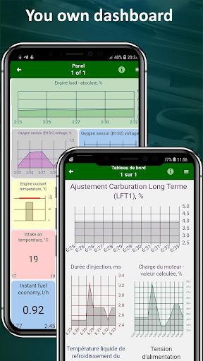 MotorData OBD Car Diagnostics. ELM OBD2 scanner 1.20.12.781 Screenshots 3