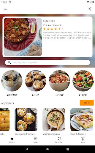 Easy Recipes 5.73 Screenshots 13