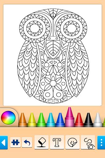 Girls games: Painting and coloring  screenshots 19