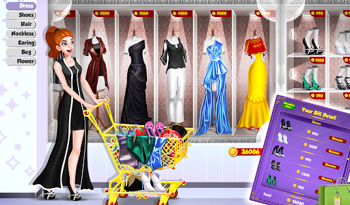Supermodel: Fashion Stylist Dress up Game 1.0.13 screenshots 20