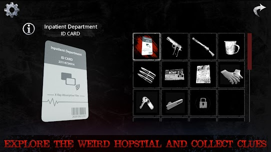 Endless Nightmare: Weird Hospital Mod Apk 1.0.2 (A Large Number of Bullets) 6