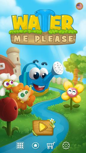 Water Me Please! Water Game: Brain Teaser 1.2.2.8 screenshots 1