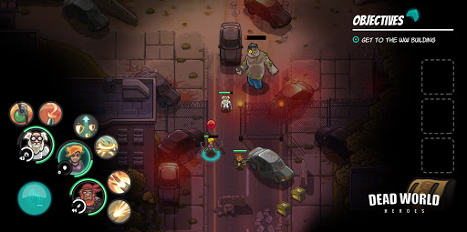 Dead World Heroes: Lite  screenshots 3