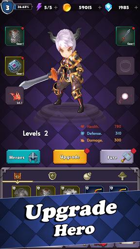 Gokyo: Archer Sword Mage - Arcade Shooting 1.8.6 screenshots 3