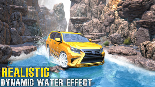 Offroad Jeep Driving 3D: Offline Jeep Games 4x4 1.10 screenshots 3