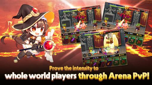 Weapon Heroes : Infinity Forge(Idle RPG)  screenshots 3