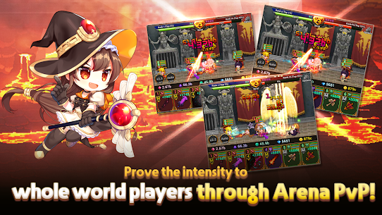 Free Weapon Heroes   Infinity Forge(Idle RPG) 3