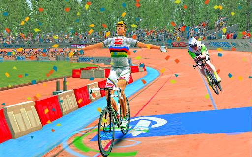 BMX Cycle Freestyle Race 3d  screenshots 4