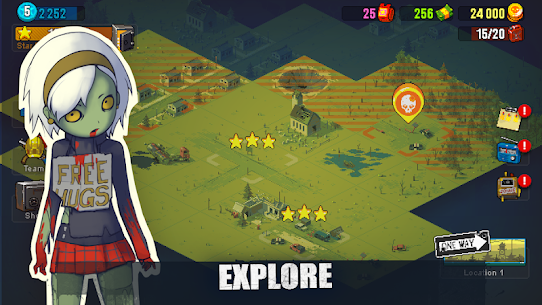 Dead Ahead: Zombie Warfare MOD APK (Unlimited Everything) 4