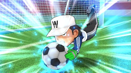 Hack Game Captain Tsubasa ZERO apk free