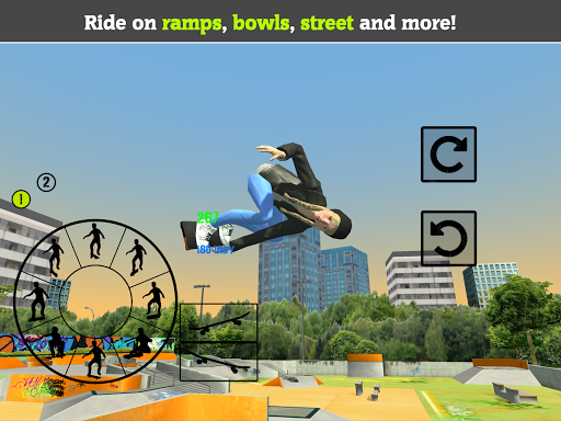 Skateboard FE3D 2 - Freestyle Extreme 3D 1.28 screenshots 10