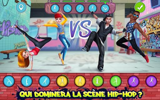 Battle Hip-Hop -  clash filles vs garçons APK MOD – Monnaie Illimitées (Astuce) screenshots hack proof 1