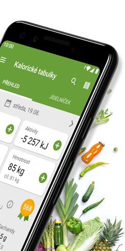 Kaloricku00e9 Tabulky u2013 hubnutu00ed a pou010du00edtu00e1nu00ed kaloriu00ed android2mod screenshots 2