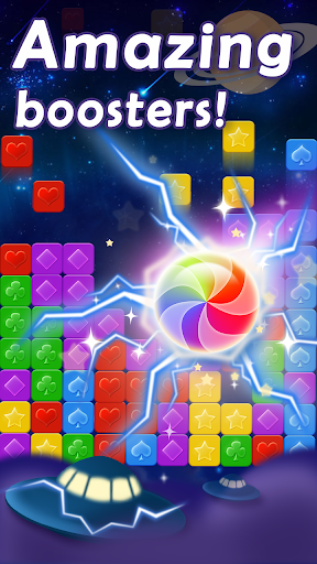 Pop Cubes  - Toy Match 3 & Blast androidhappy screenshots 2