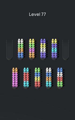 Crowd Sort - Color Sort & Fill  screenshots 16