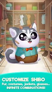 My Dog Shibo 2 – Virtual pet with Minigames 4