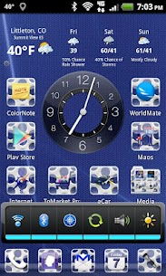 LC Metal Glass Theme For Pc – Free Download In Windows 7/8/10 And Mac Os 1