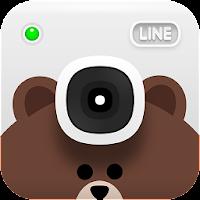 LINE camera: Селфи и коллажи
