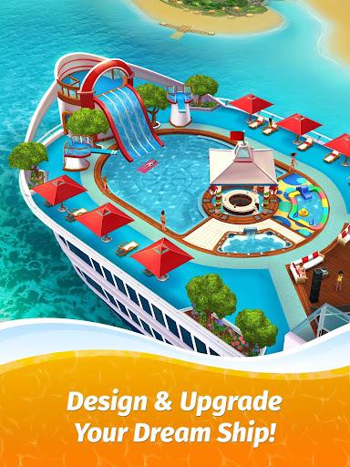 The Love Boat: Puzzle Cruise u2013 Your Match 3 Crush! screenshots 9