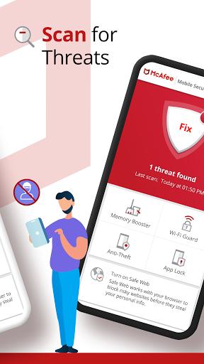 Mobile Security: VPN Proxy & Anti Theft Safe WiFi  Screenshots 2