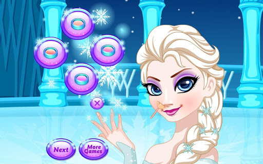 Ice Queen Beauty Salon 1.0.1 screenshots 10
