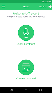 Custom Voice Commands 4.0.21
