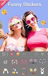 screenshot of Sweet Selfie Camera, Beauty & Filters Photo Editor