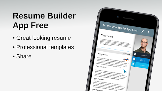 Resume Builder App Free Apps On Google Play