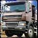 ユーロトラックシミュレーターオフロード貨物輸送