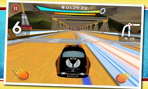 Retro Future Racing Mod Apk