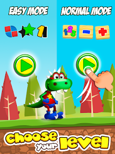 Preschool learning games for kids: shapes