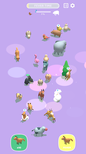Merge Cute Pet screenshots 5