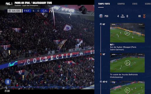 RMC Sport 7.1.9 Screenshots 15