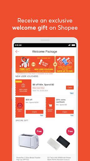 Shopee: #1 Online Platform app screenshot