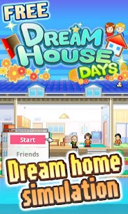 Dream House Days Mod Apk 2.2.8 (Unlimited Money/Tickets/Research Points) 8