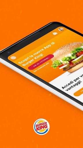 Burger King Italia 3.1.6 Screenshots 1
