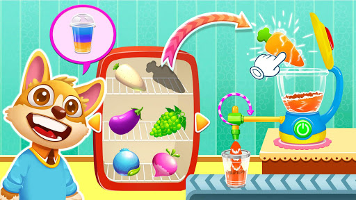 Learn shapes and colors for toddlers kids screenshots 5