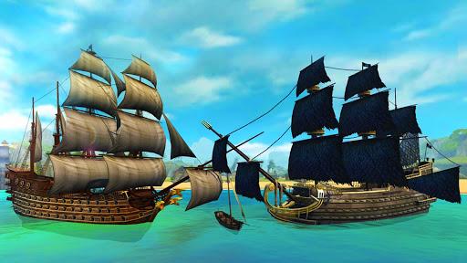 Ships of Battle - Age of Pirates - Warship Battle 2.6.28 Screenshots 18