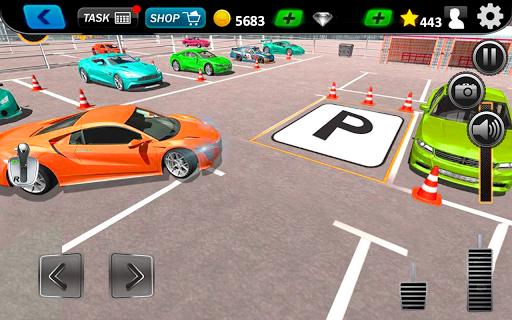 Modern Car Wash: Car Mechanic & Car Parking Games 0.5 screenshots 3