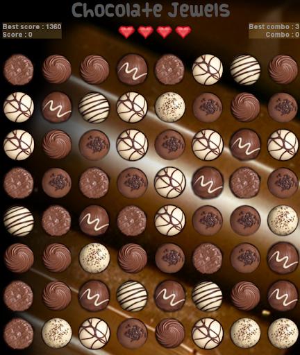Chocolate Jewels screenshots 5