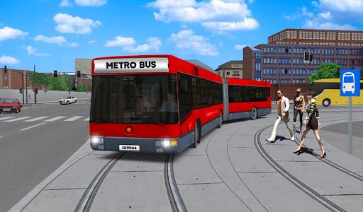 Metro Bus Games 2020: Bus Driving Games 2020  screenshots 8