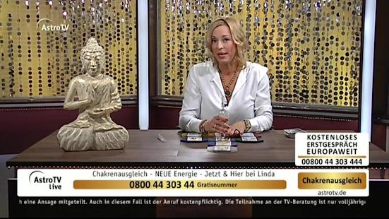 AstroTV - Live Kartenlegen 3.3.1 Screenshots 4