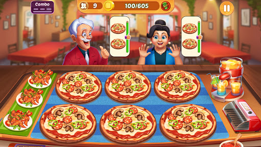 Cooking Crush: New Free Cooking Games Madness 1.2.6 screenshots 2